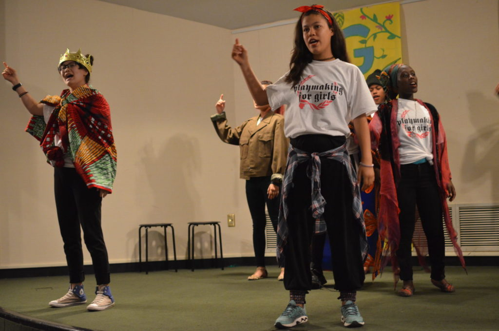 ARTS_GVP Performs! arts showcase