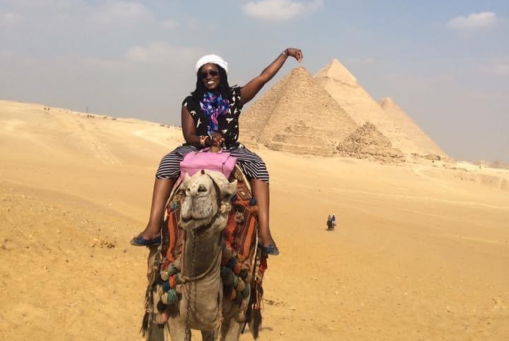 Elizabeth camel pic