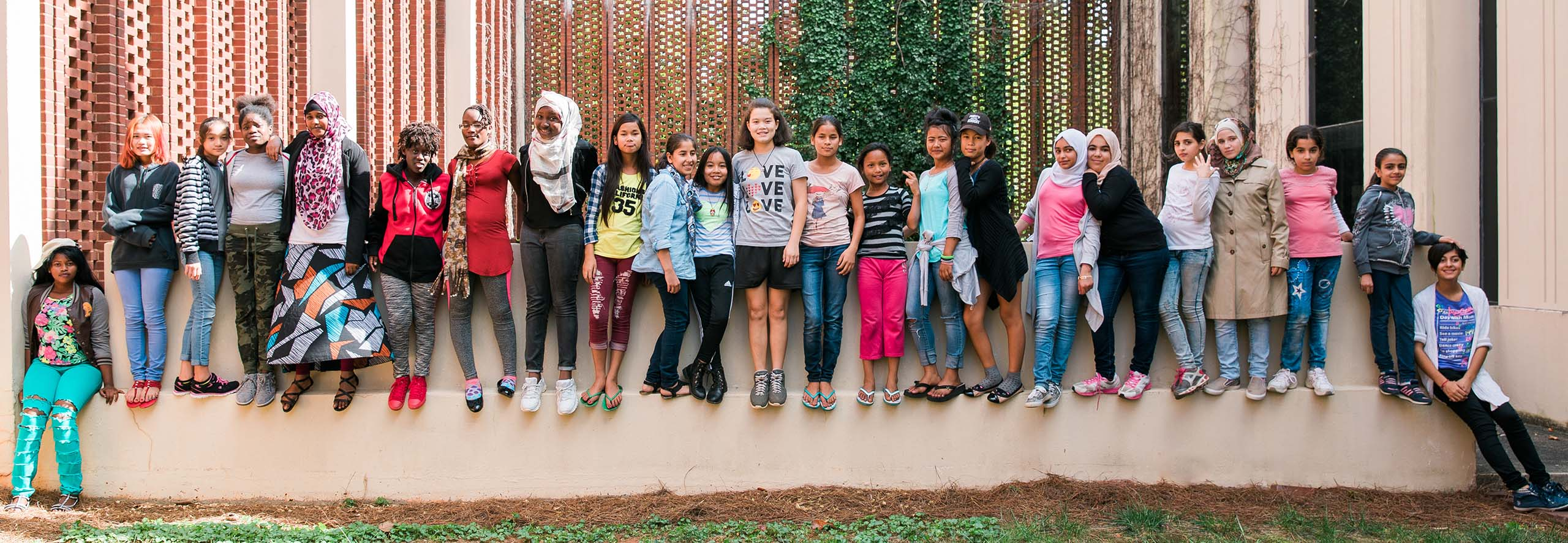 Become A Mentor with The Global Village Project