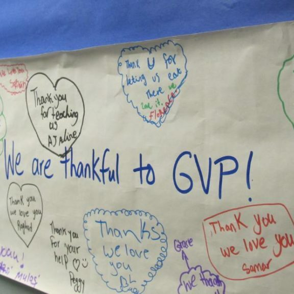 What's New At GVP | GVP Updates & News | Global Village Project
